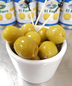 Aperitief olijven