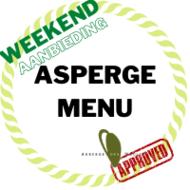 Asperge menu